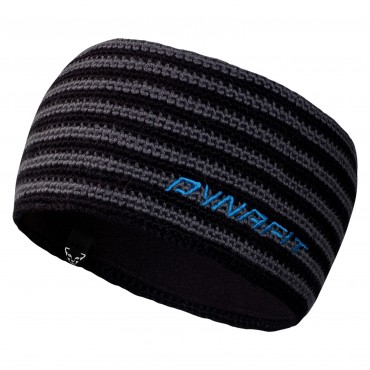 Dynafit Hand Crochet Headband Black
