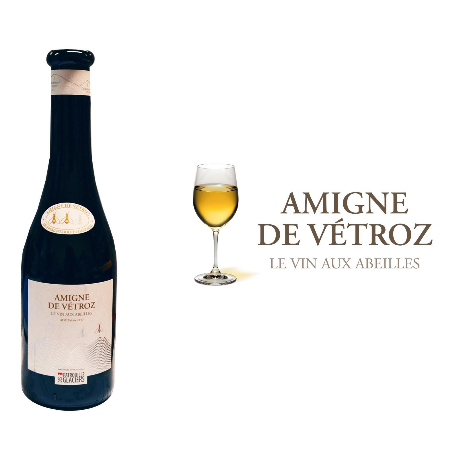 Vin Amigne de Vétroz - Edition PdG